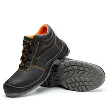 AC13013 Factory Direct Sales Steel Toe Boots For Men Breakproof And Oil-resistant Safety Shoes 2019 Acecare-W