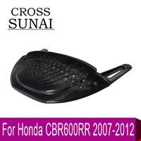 For Honda CBR600RR CBR 600 RR 2007 2008 2009 2010 2011 2012 E Mark Motorcycle Rear LED Tail Light Brake Turn Signals Integrated
