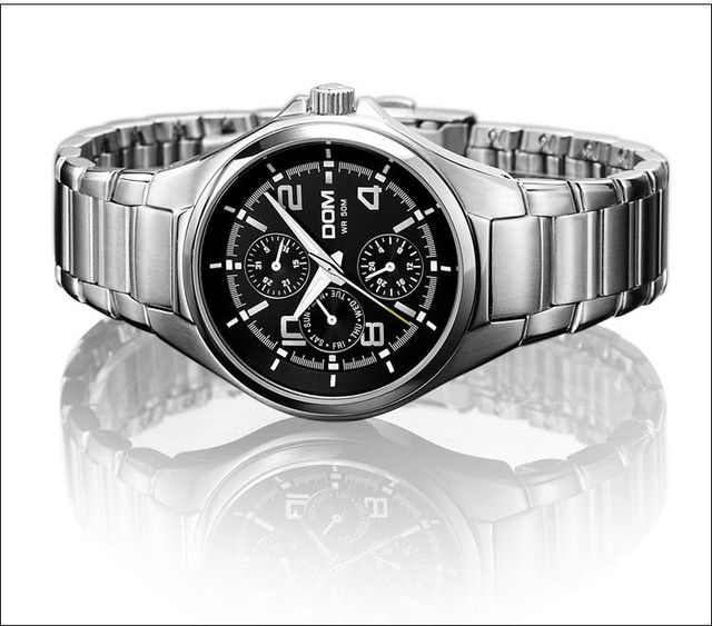watches heuer titanium modular tag in quartz connected watch for lyst black accessories men