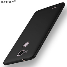 For Huawei Mate 7 Case Ultra-thin Smooth Cover Hard PC Prote