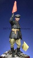 Pre order goods AL 16002 1/16 World War II Russian Military Officer