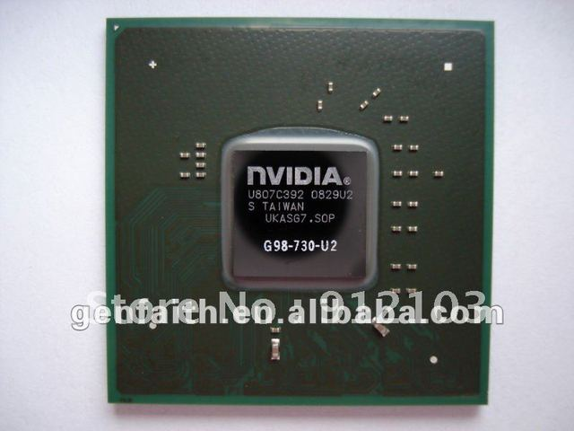 1PCS nVIDIA GeForce G98-730-U2 GPU BGA IC Chipset with Balls for Laptop