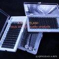 0.20 * J/B/C/D 8-15mm longitud 4 pc/lot venta caliente excelente calidad envío elegir A-RIX VISONES extensión de pestañas de seda pestañas individuales