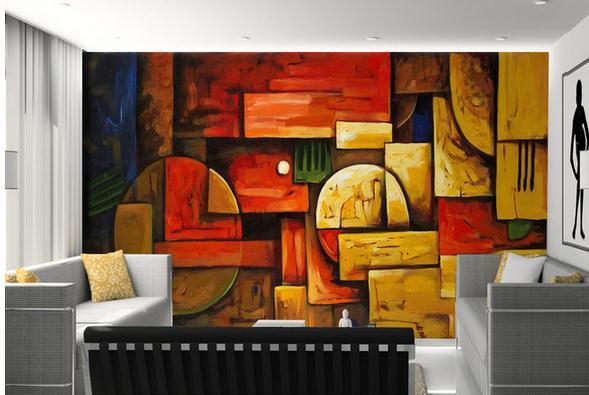 76 Gambar Abstrak Tiga Dimensi Terlihat Keren