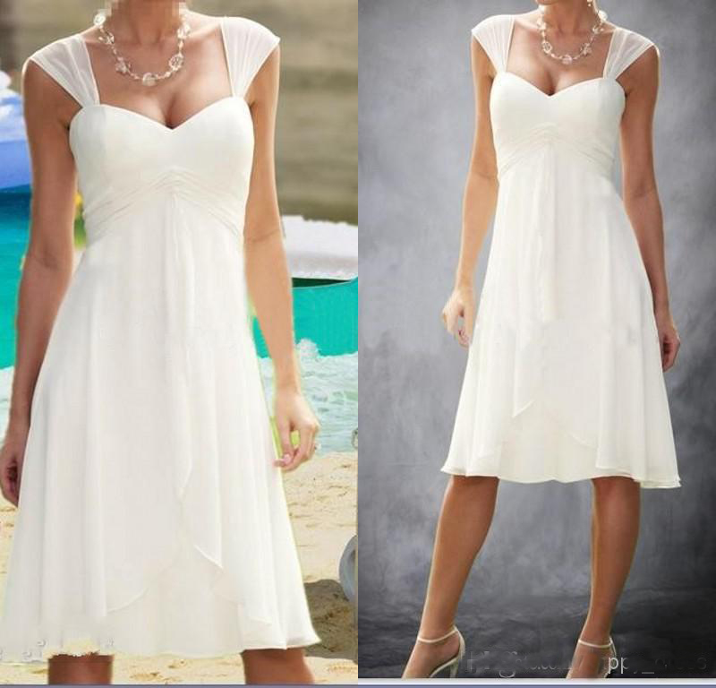 Aliexpress.com : Buy Cheap 2016 Beach Wedding Dress A Line