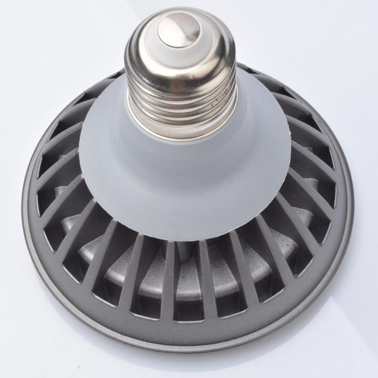 par led par30 led 7W par30 lamps par30 led bulb led dimmable light bulb base E27 E26 B22 7W