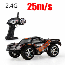 RC Car 2.4G 4CH Rock Crawlers Driving Drive Bigfoot Remote Control Model OffRoad Vehicle Toy wltoys  rc drift