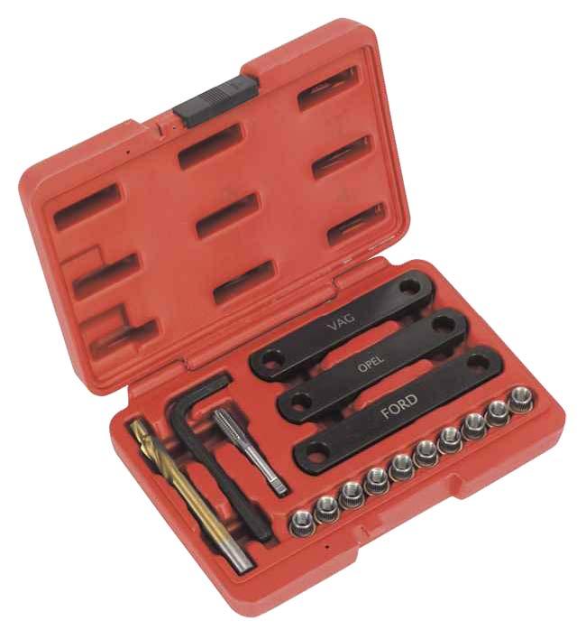 ФОТО Brake Thread Repair Kit M9X1.25 WT04B4022