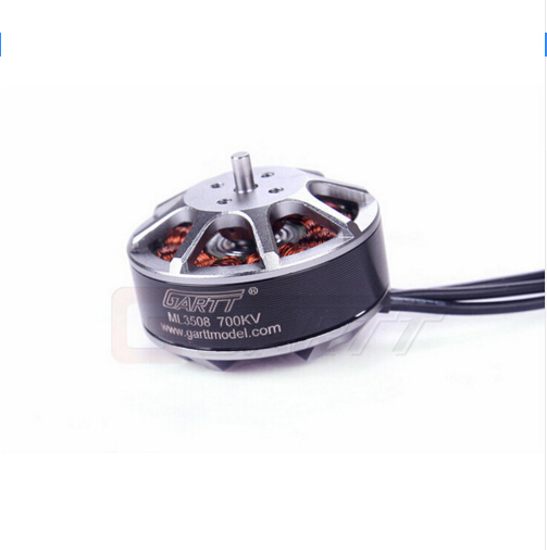 F11124 GARTT MT-024 ML3508 700KV Brushless Motor for Multi-axis Multi-rotor Copter Quadcopter new 3508 kv400 590 motor multi axis aerodynamic brushless external rotor