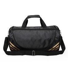 Fashion WaterProof Travel Bag Large Capacity Women Folding Unisex Luggage Duffle For Gym
