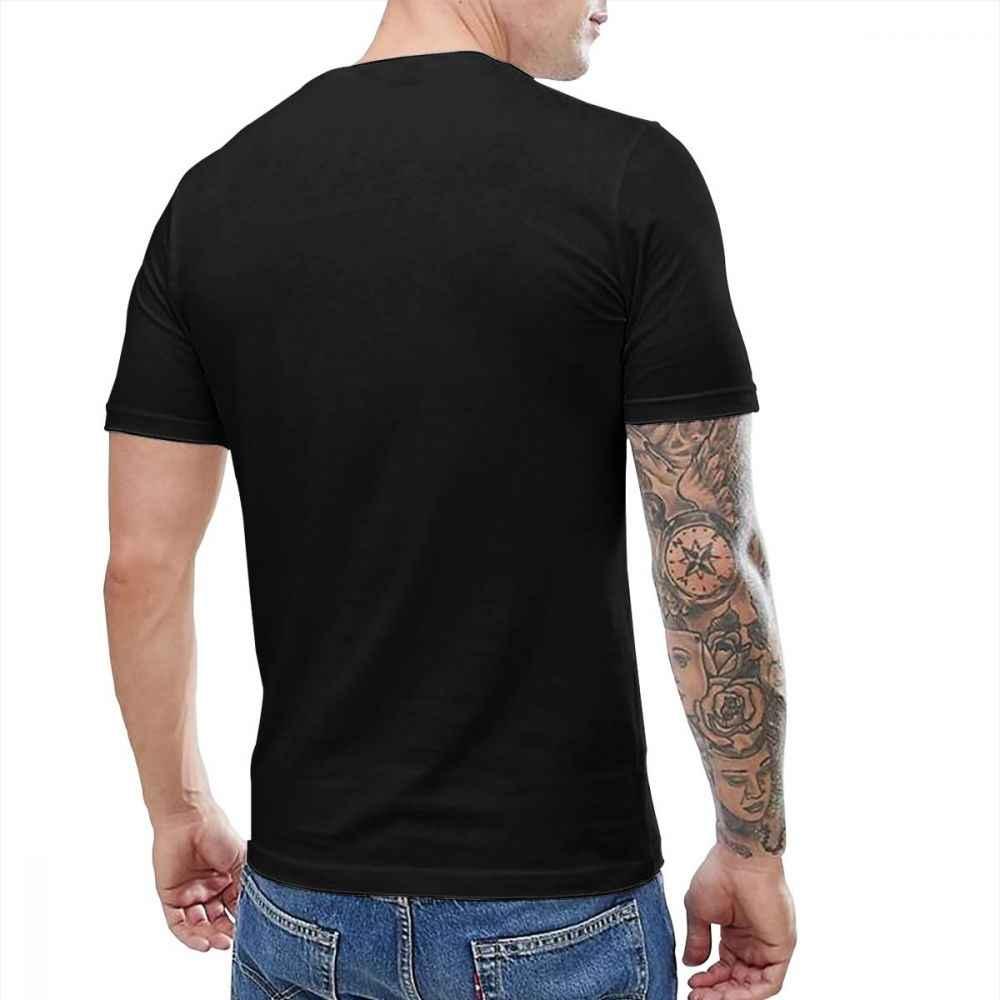Popular camiseta de los hombres que llama El patrón divertido del teléfono camiseta Unisex elegante gran manga corta cuello redondo de moda