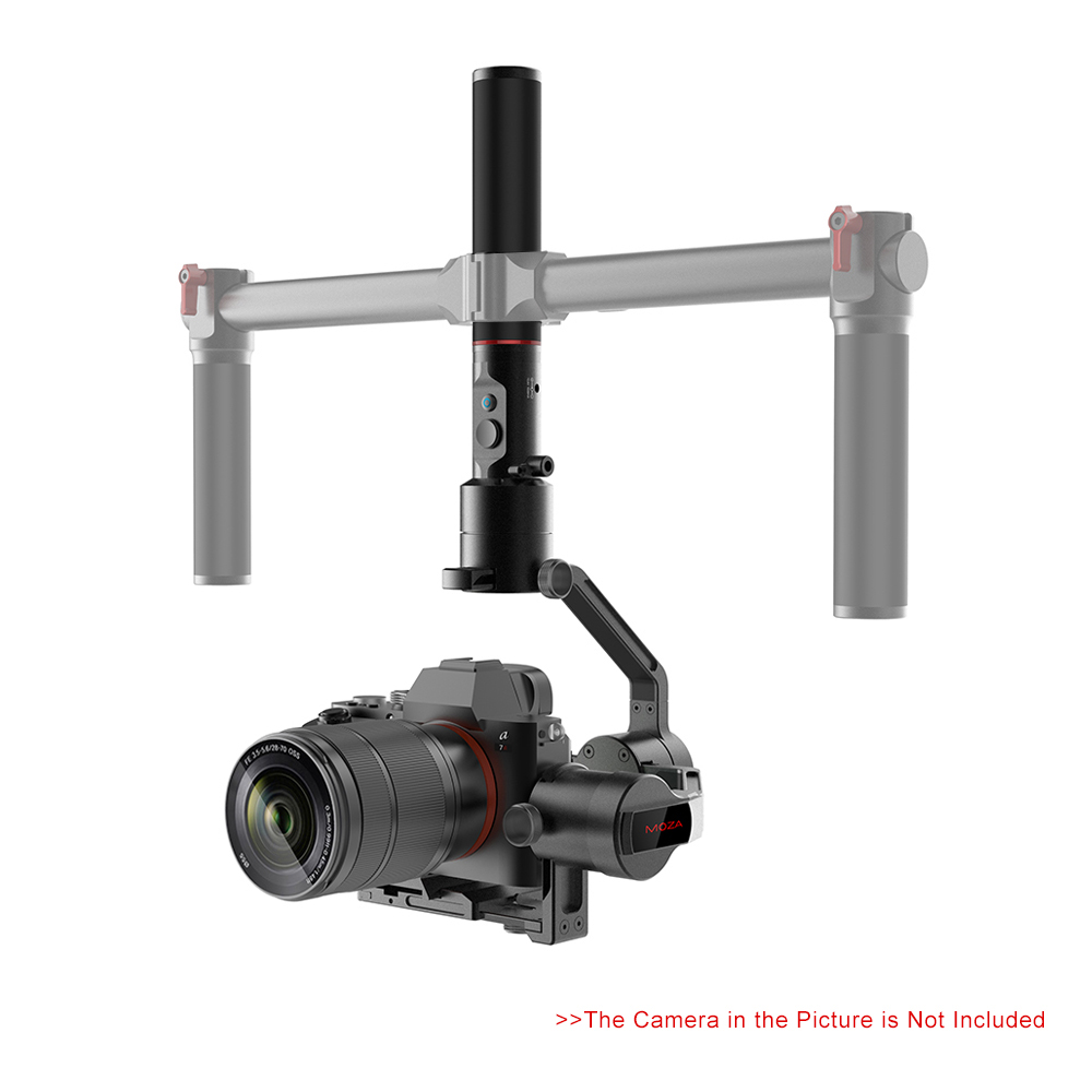 MOZA AirCross 3 Axis Handheld Gimbal Ultra lightweight Stabilizer Long exposure Auto Tuning for Parameters for Mirrorless Camera-in Stabilizers from Consumer Electronics    3