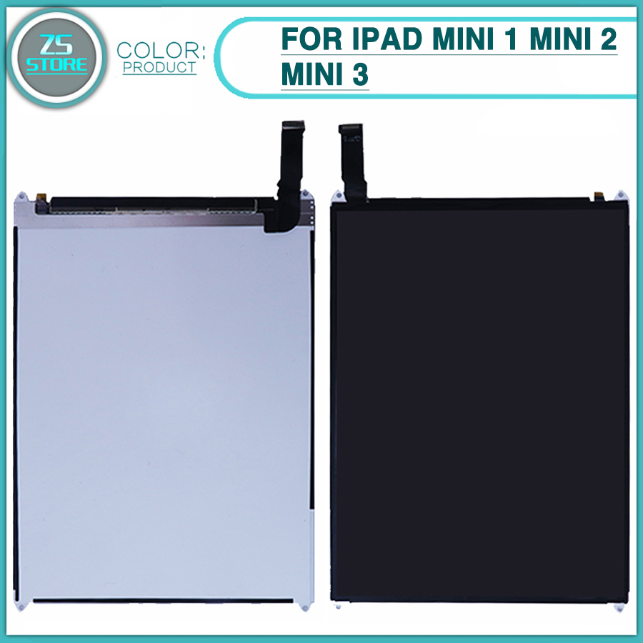 new For ipad mini 1 mini 2 Mini 3 A1489 A1490 A1455 LCD Display Screen Monitor Module Replacement