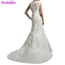 Casamento Women's Lace Sweetheart Mermaid Train Bridal Gown noiva Wedding Dress elegant abiti da sposa wedding gown abito sposa черепанова о с готовим без ошибок из рыбы