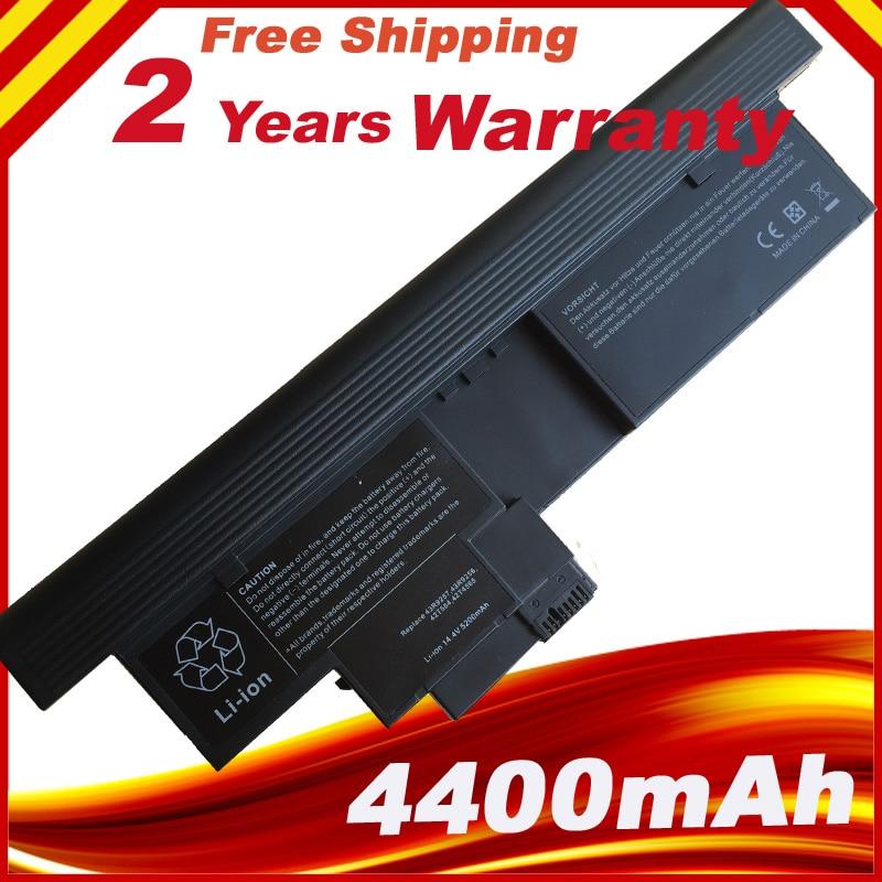 Wholesale Battery For IBM Lenovo ThinkPad X200 X201 Tablet ASM 42T4563 42T4565 42T4657