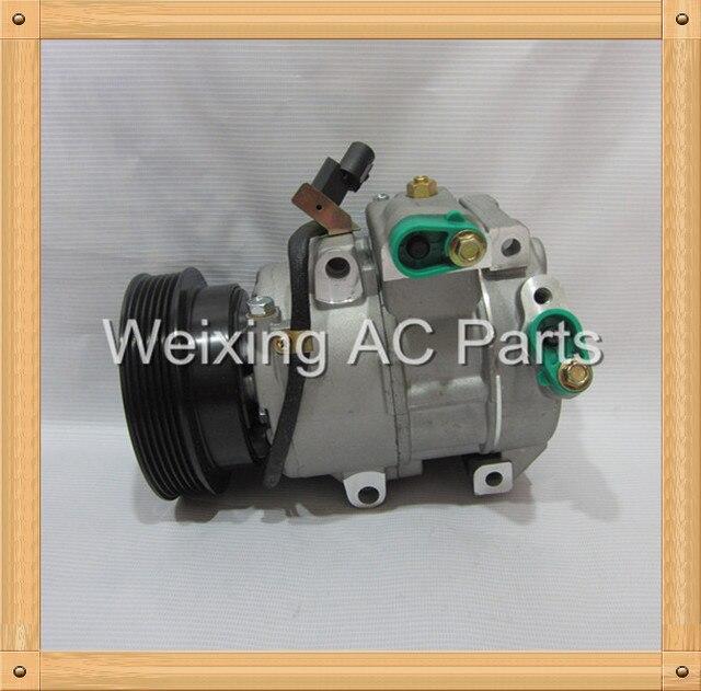 6SBU16C Auto air conditioning compressor for Kia Carens 2.0 97701-1D400 97701-1D200 97701-1D400AS 2008