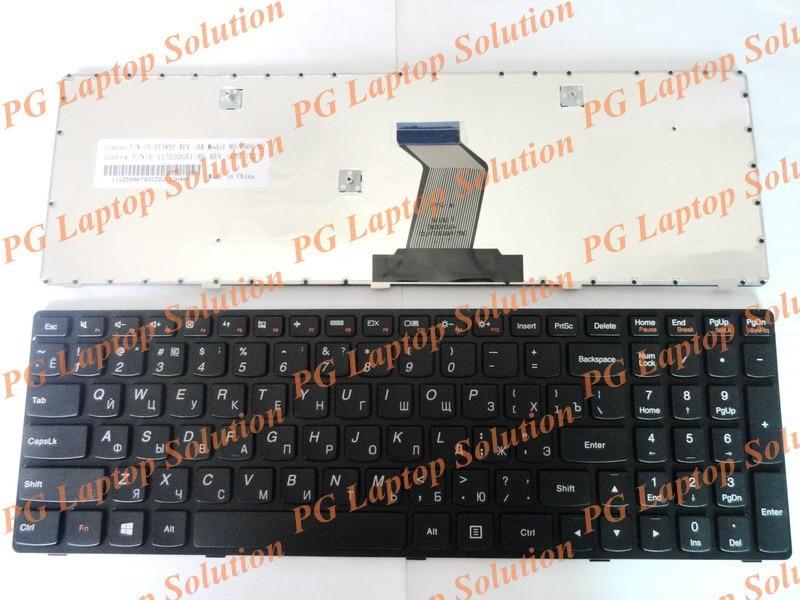 Russian Keyboard for IBM Lenovo G500 G505 G510 G700 G710 RU Black laptop keyboard new russian laptop keyboard for lenovo b5400 b5400a m5400 m5400at ru keyboard black