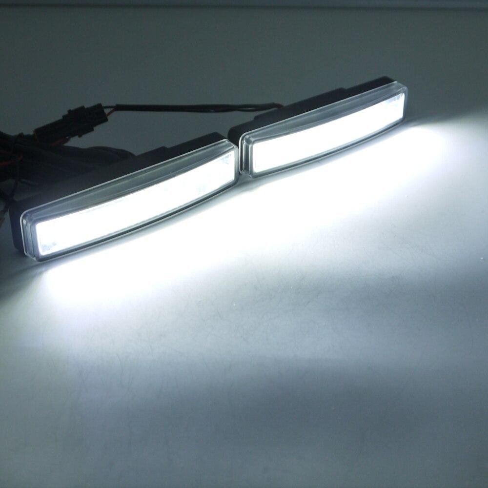 Eonstime 2τμ 15εκ COB LED Οχήματα Φώτα ημέρας - Φώτα αυτοκινήτων - Φωτογραφία 6