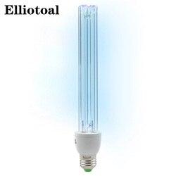 OZONO UV lámparas 25 W ultravioleta germicida luces uv lámpara para casa E27 ultraviolets esterilización lámpara médica sterilizat