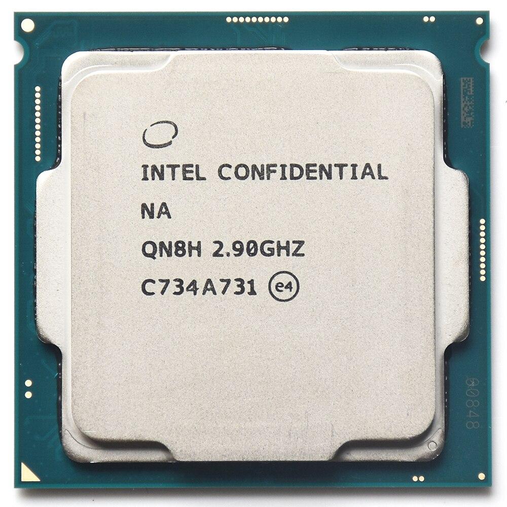 QN8H ES CPU Engineering-version von intel core i7 prozessor 8700 I7 8700K Sechs core 2,9 HD630 arbeit auf LAG 1151 b360 Z370