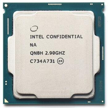 QN8H ES CPU Kỹ Thuật phiên bản của intel core i7 bộ vi xử lý 8700 I7 8700 K Sáu lõi 2.9 HD630 làm việc trên LAG 1151 b360 Z370