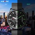 WEIDE мужские часы 2020 Reloj Hommbre военные часы кварцевые спортивные часы хронограф часы мужские часы Relogio Masculino часы мужские