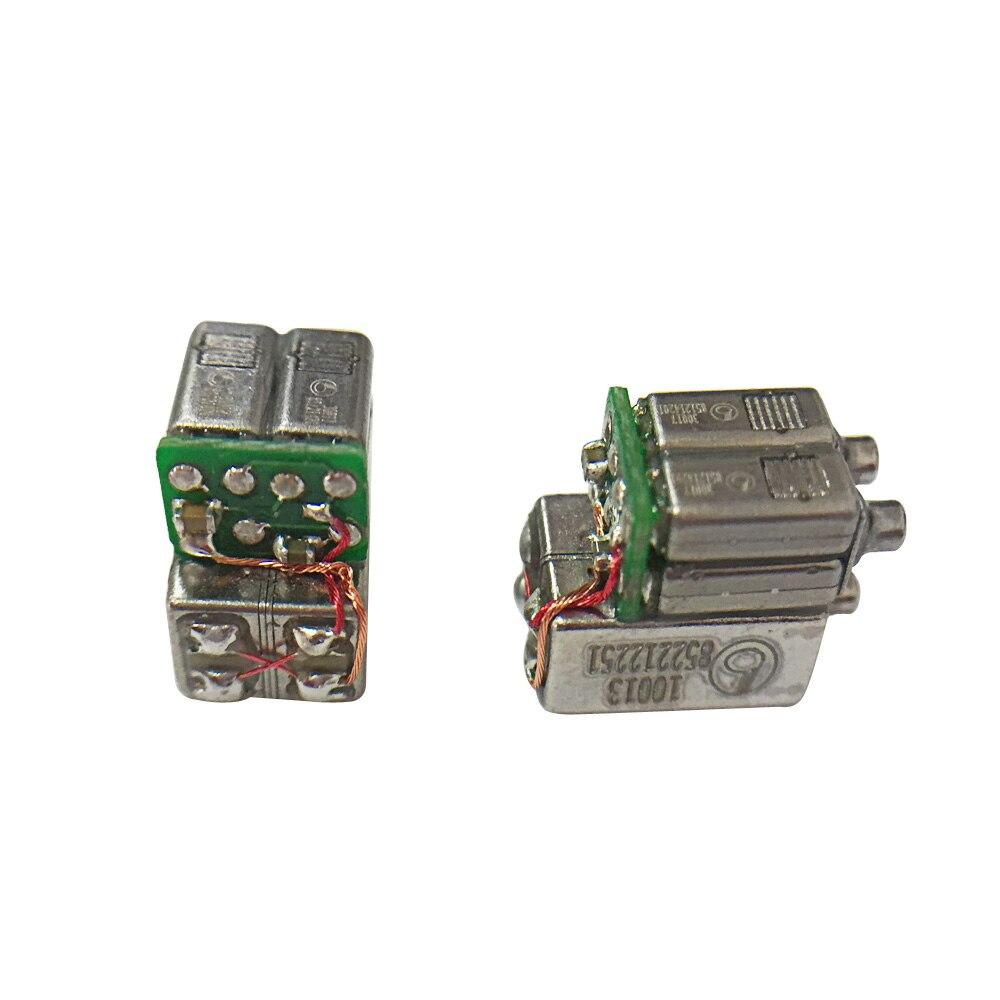2PCS Bellsing 10013 Balanced Armature Driver 6 Way BA Full Range Receiver Custom IEM Hearing Aid Speaker