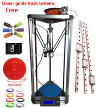 2016 LCD Display kossel k800 kit ramps1.4 Rostock Delta Reprap kossel Mini 3D Printer