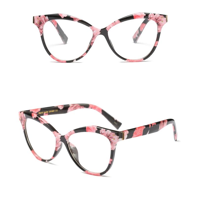2018 News Cat Eye Sunglasses (14)