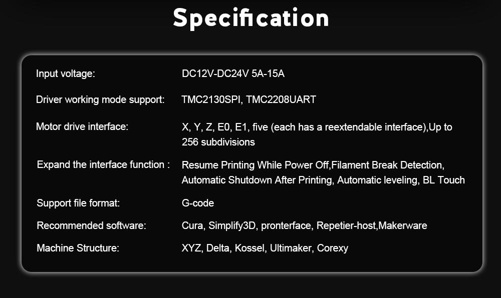 BIGTREETECH-SKR-V1_03 specification