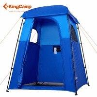 KingCamp Over Kích Thước Vòi Hoa Sen Cắm Trại Lều Di Động Mặc Quần Áo Thay Đổi Phòng Tắm Privacy Shelter Lều Cắm Trại Nhà Vệ Sinh Lều