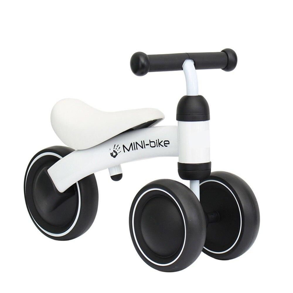 Trois roues enfants Balance vélos Scooter bébé marcheur infantile 1-3 ans Scooter