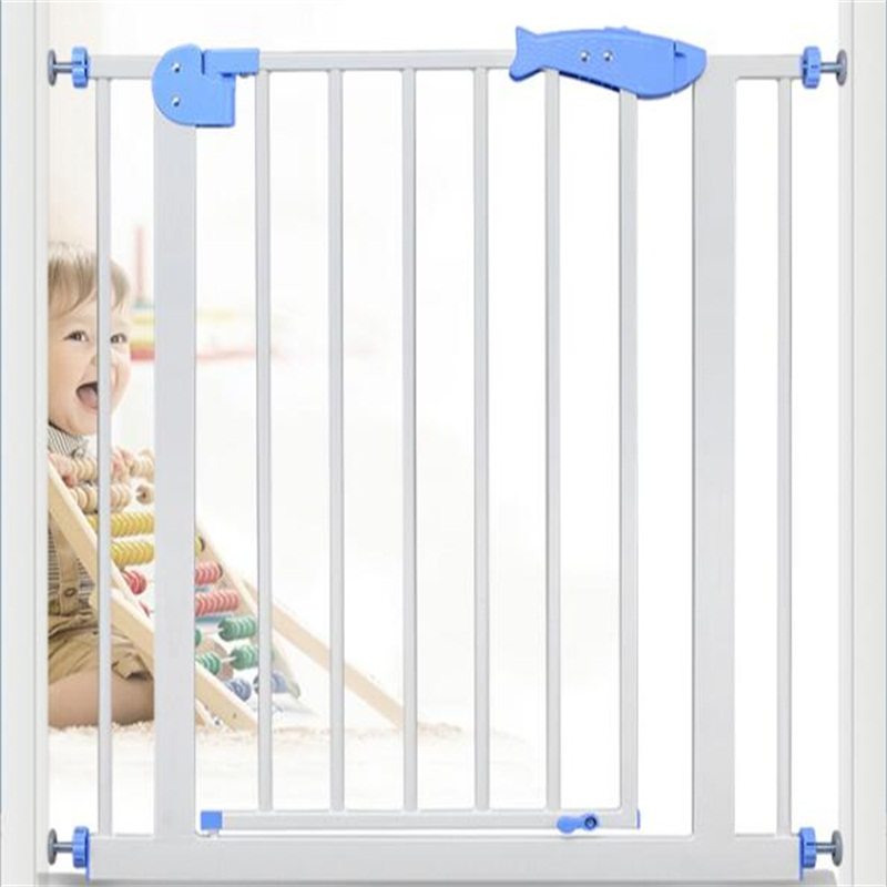 Children's safety gate Stairs fence Dog fence Balcony isolated door railing stairs balcony safety protecting net baby safety fence child safety products 2 3 meters white color