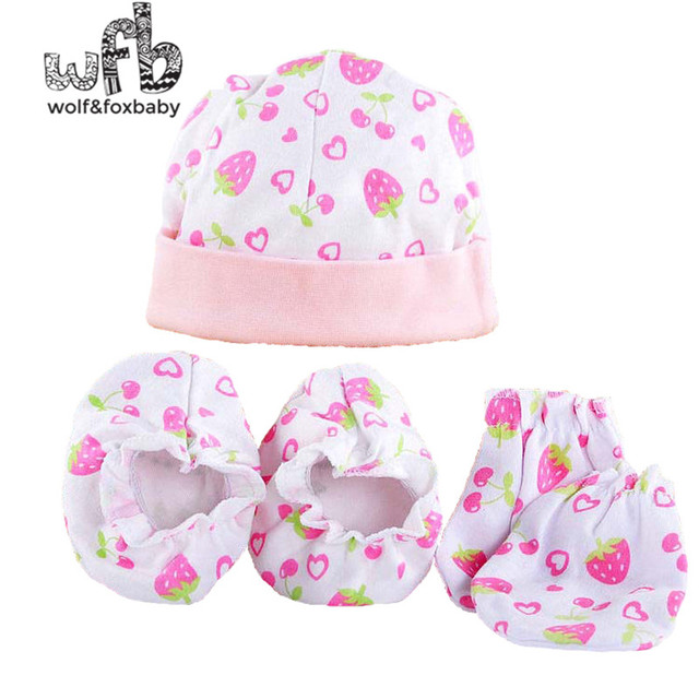 25pcs lot 5sets lot good quailty 5 pcs set for baby socks +gloves ... bd4ccdc1eb3