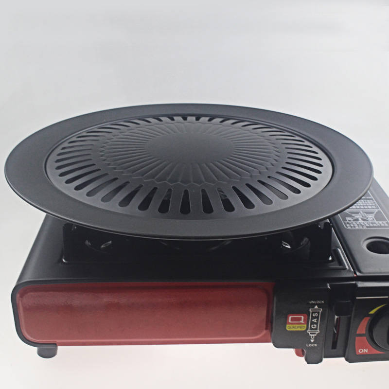Stainless Steel Smokless Mini Bbq Grill