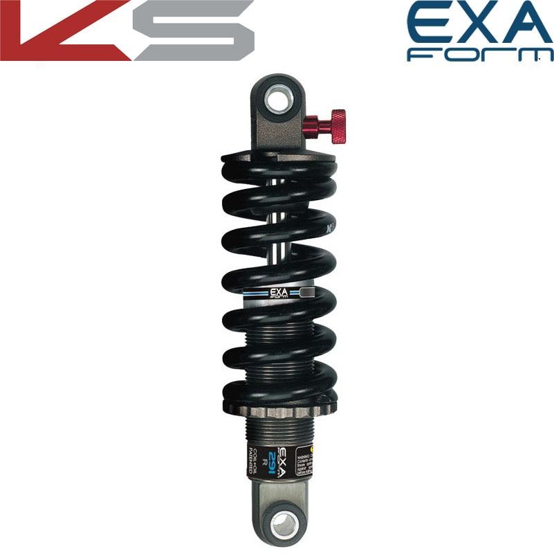 EXA Form Rear Shock Absorber 291R 291 adjustable Suspension Shocks Spring Kindshock road MTB Bicycle Mountain