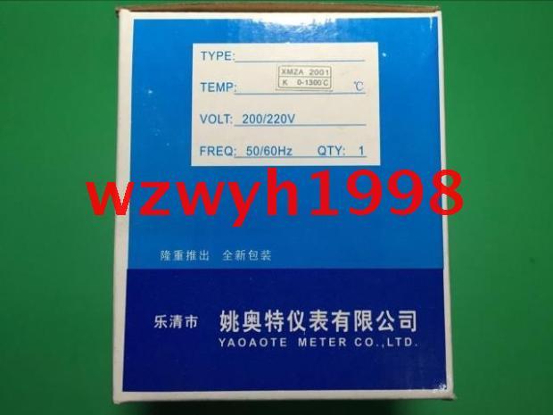 ФОТО Digital display instrument XMT thermostat XMZ - 2001
