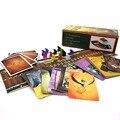 Обновленная версия Диксит 4 + 5 + 6 + 7 с деревянный банни 336 карт красочная коробка оригинальный голосования совета карты игры настольные игры
