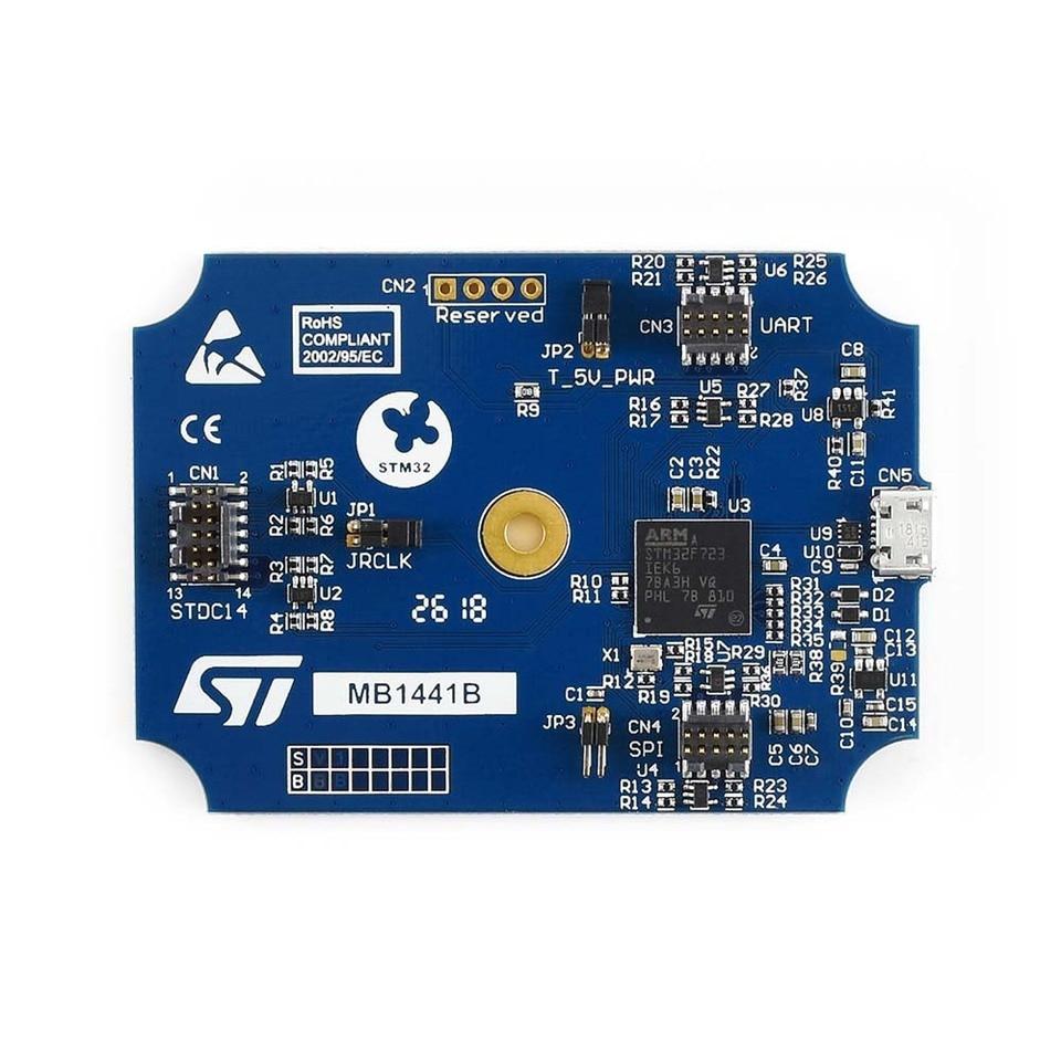 STLINK-V3SET, modular in-circuit debugger and programmer for STM32/STM8