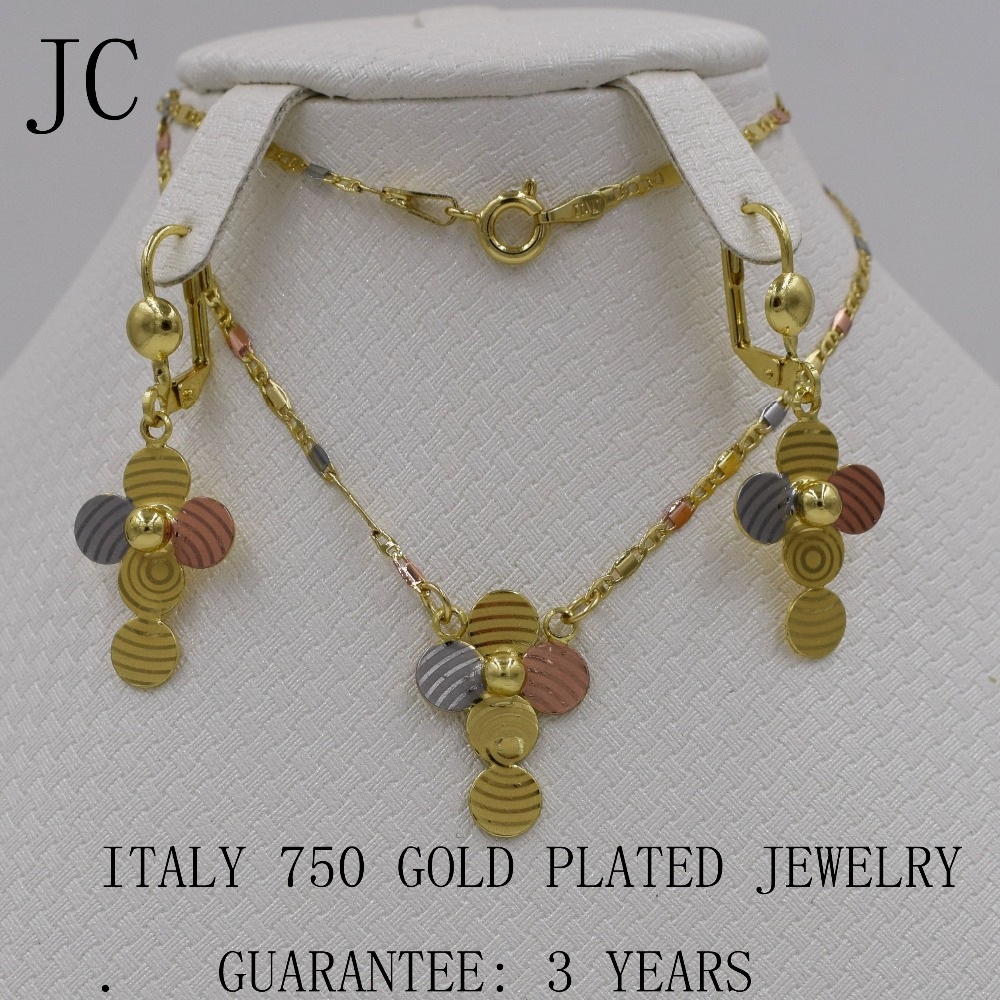 750 gold necklace price