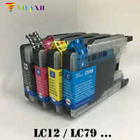 LC1240 Ink Cartridge for Brother LC 1240 DCP-J525W J725DW MFC-J430W J625DW J6510DW J6710DW J6910DW J825DW J5910DW