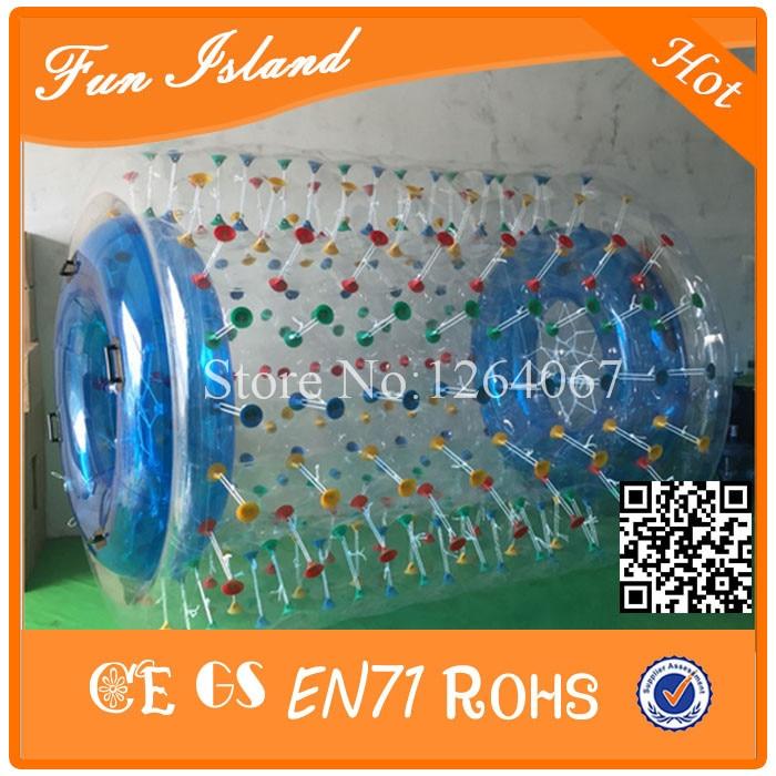 Livraison Gratuite Big Water Roller Ball, 100% TPU Boule de Roulement de L'eau, Boule De L'eau, Aqua Zorbing Balle