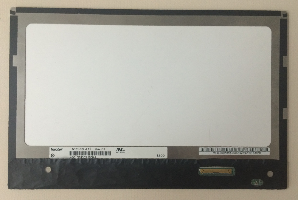 10.1 inch LCD Display Screen For TOSHIBA Encore 2 WT10-A tablet pc accessories parts free shipping