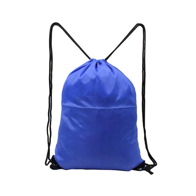 ceafabfc3254 US $11.1 9% OFF|10pcs Sunfield Basic Drawstring Tote Cinch Sack Promotional  Backpack Bag Cinchbag Colorful Beach Bags-in Climbing Bags from Sports & ...