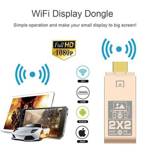 Image 5 - MiraScreen Wireless WiFi HDMI Display Dongle 2.4GHz TV Stick Miracast Airplay DLNA Adapter for smart phones or tablets to HDTV