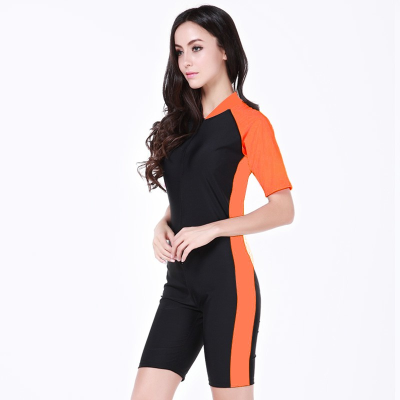 Anti UV Short Sleeve Wetsuits