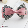 Silk and Satin Big Bow Multilayer Layers Hairpins Elegant Hair Clips Barrettes for Women Girls Headwear Accessories