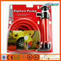 Car Styling Car Siphon Hose Liquid Gas Oil Water Transfer Hand Pump Sucker Siphon air fuel gasoline transfer tire syphon