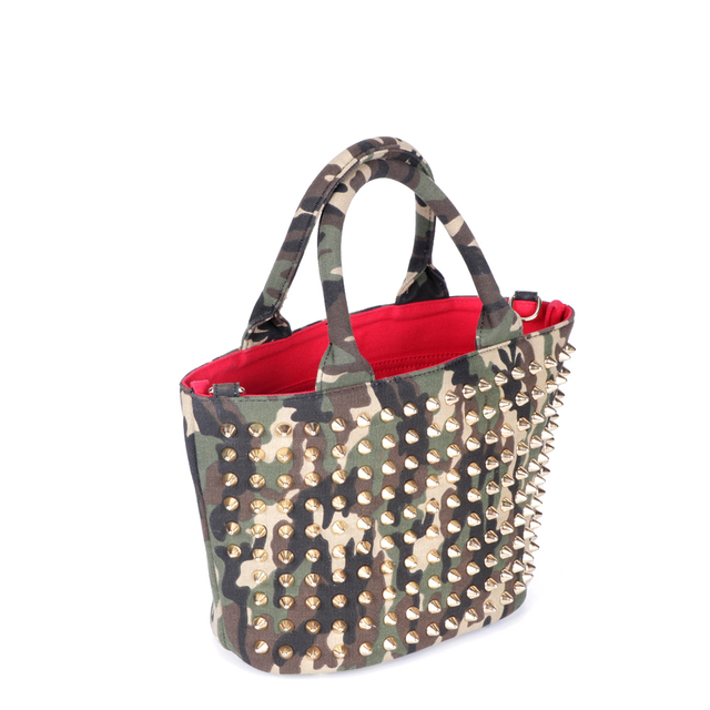 Fashion Japan And Korean Style Women's Canvas Camouflage Satchel Handbags And Designer Bags Ladies Bags Women Messenger Bags3L01