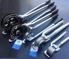 Gratis verzending pijp bender rvs pijp Koperen buis aluminium buis ijzeren pijp koperen buis buigen tool made in China